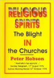 Religious Spirits - The Blight in the Churches